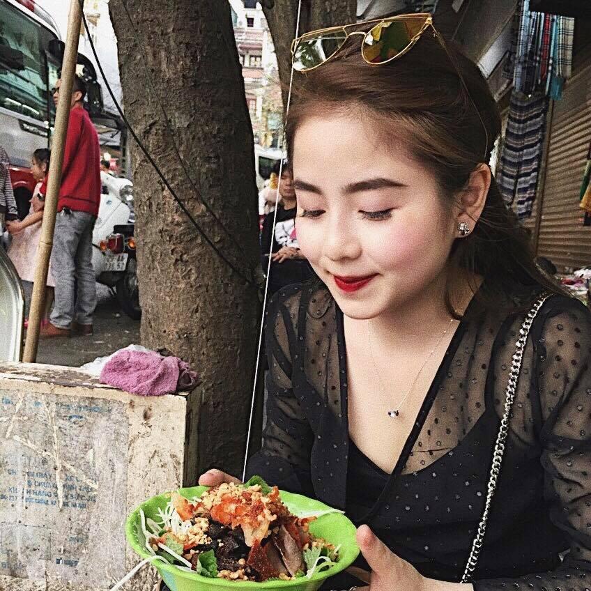 Đây là cô gái Việt có khuôn mặt tròn được khen là xinh nhất! - Ảnh 11.