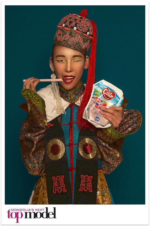 Mới ra mắt, Next Top Mông Cổ đã có nhiều bộ hình đẹp vượt mặt phiên bản Asia - Ảnh 4.