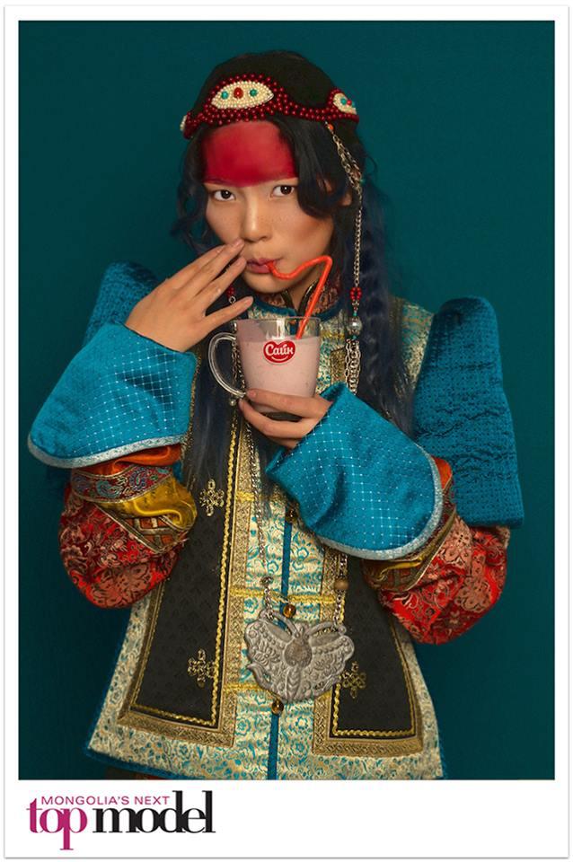 Mới ra mắt, Next Top Mông Cổ đã có nhiều bộ hình đẹp vượt mặt phiên bản Asia - Ảnh 5.