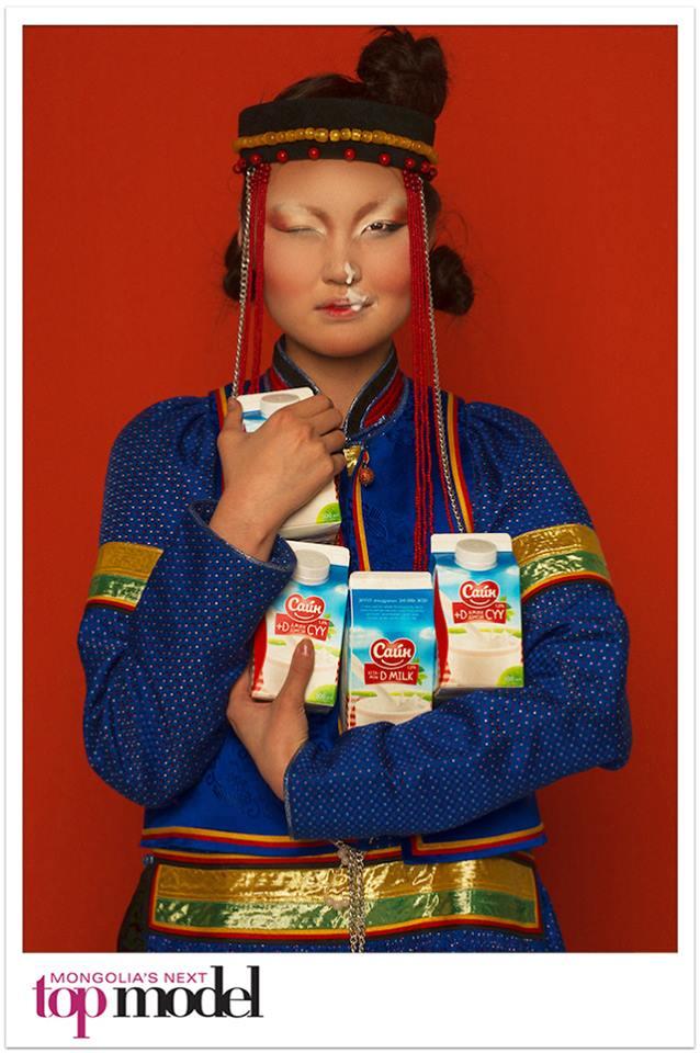 Mới ra mắt, Next Top Mông Cổ đã có nhiều bộ hình đẹp vượt mặt phiên bản Asia - Ảnh 7.