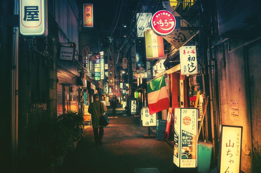 Có một Tokyo lung linh và huyền diệu khi đêm về - Ảnh 5.