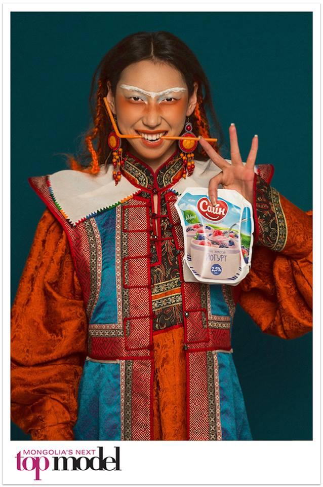 Mới ra mắt, Next Top Mông Cổ đã có nhiều bộ hình đẹp vượt mặt phiên bản Asia - Ảnh 6.