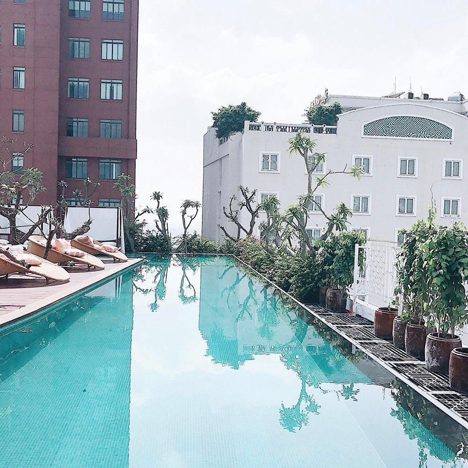 Có gì hay ở The Myst - khách sạn mới toanh đẹp không góc chết đang được giới trẻ Sài Gòn check in liên tục? - Ảnh 20.