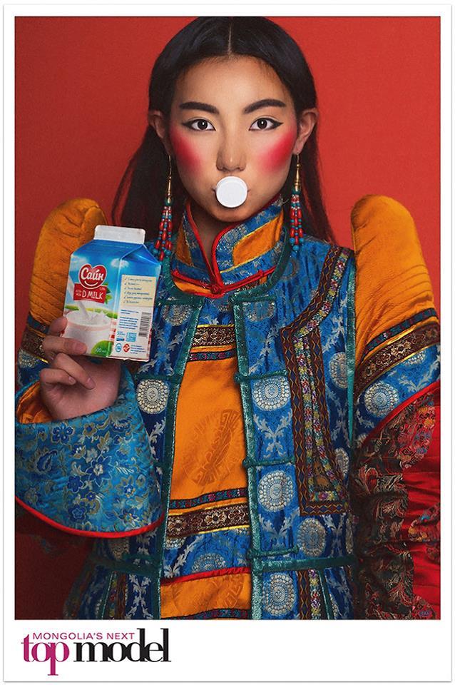 Mới ra mắt, Next Top Mông Cổ đã có nhiều bộ hình đẹp vượt mặt phiên bản Asia - Ảnh 1.