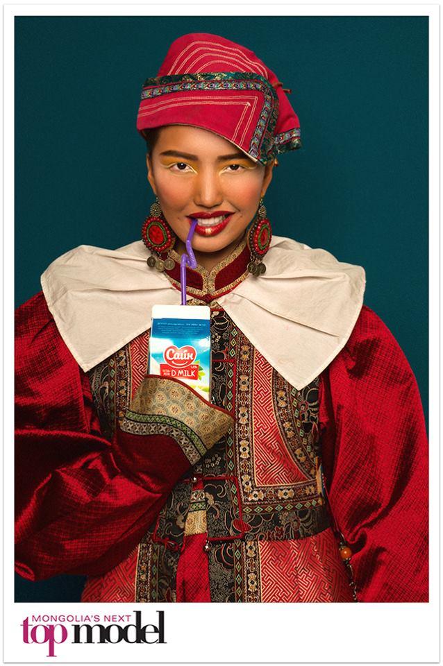 Mới ra mắt, Next Top Mông Cổ đã có nhiều bộ hình đẹp vượt mặt phiên bản Asia - Ảnh 9.
