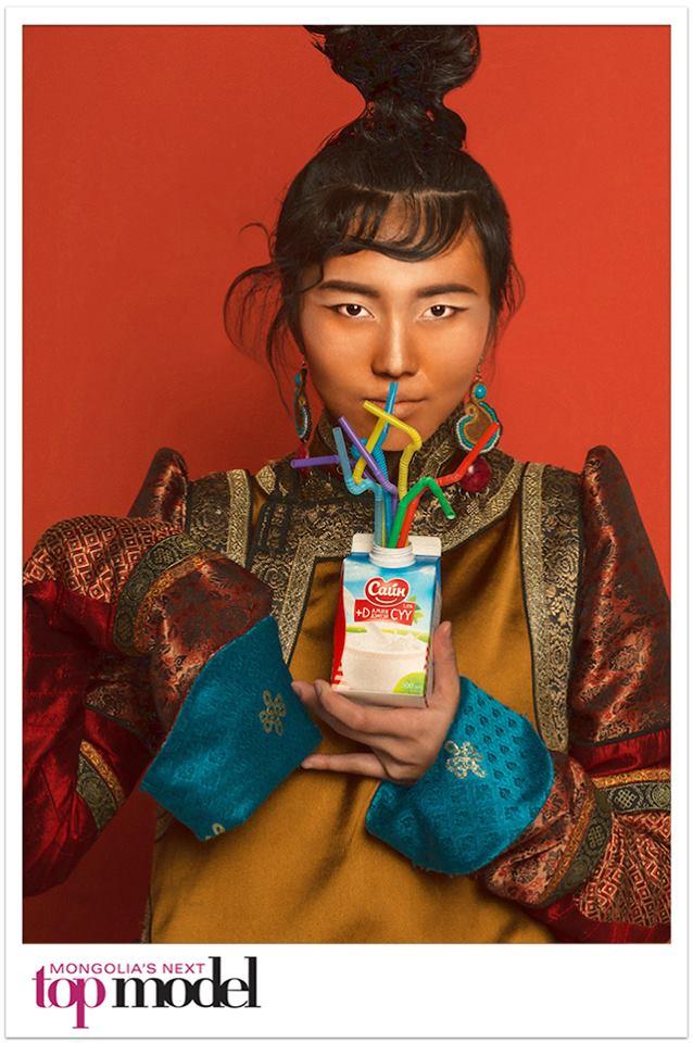 Mới ra mắt, Next Top Mông Cổ đã có nhiều bộ hình đẹp vượt mặt phiên bản Asia - Ảnh 2.