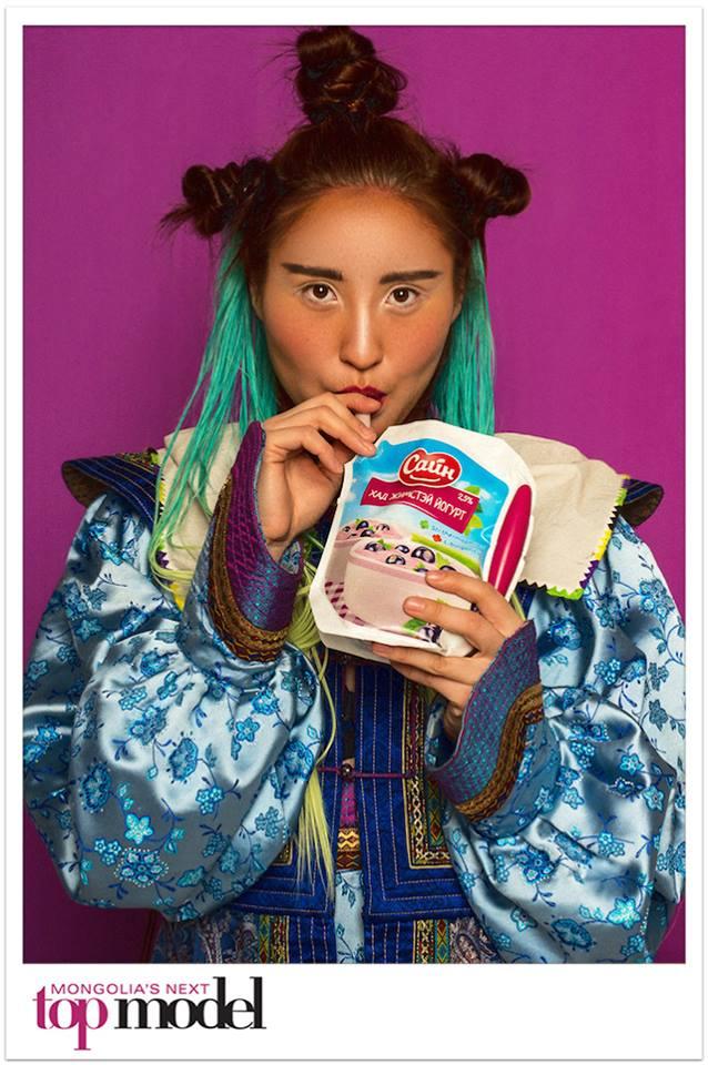 Mới ra mắt, Next Top Mông Cổ đã có nhiều bộ hình đẹp vượt mặt phiên bản Asia - Ảnh 10.