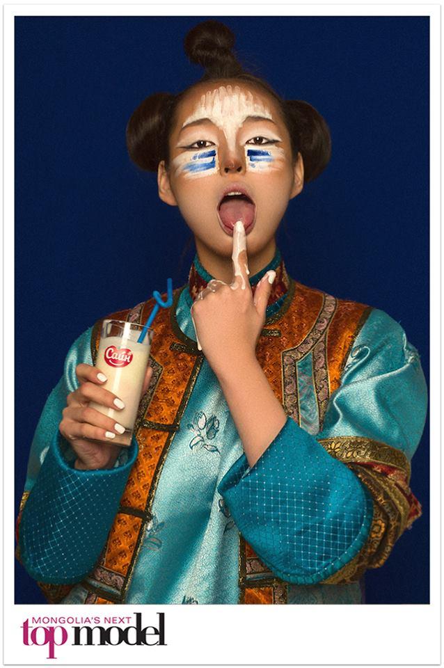 Mới ra mắt, Next Top Mông Cổ đã có nhiều bộ hình đẹp vượt mặt phiên bản Asia - Ảnh 11.