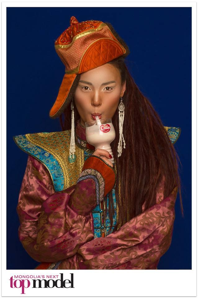 Mới ra mắt, Next Top Mông Cổ đã có nhiều bộ hình đẹp vượt mặt phiên bản Asia - Ảnh 12.