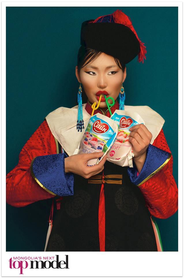 Mới ra mắt, Next Top Mông Cổ đã có nhiều bộ hình đẹp vượt mặt phiên bản Asia - Ảnh 13.