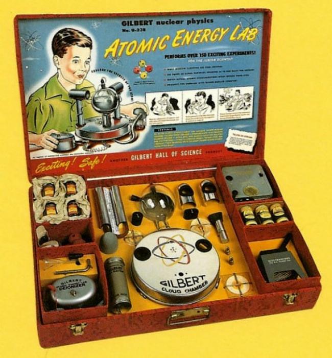 100 năm trước, con người từng có những phát minh, thú vui kinh dị như thế này đây! - Ảnh 5.