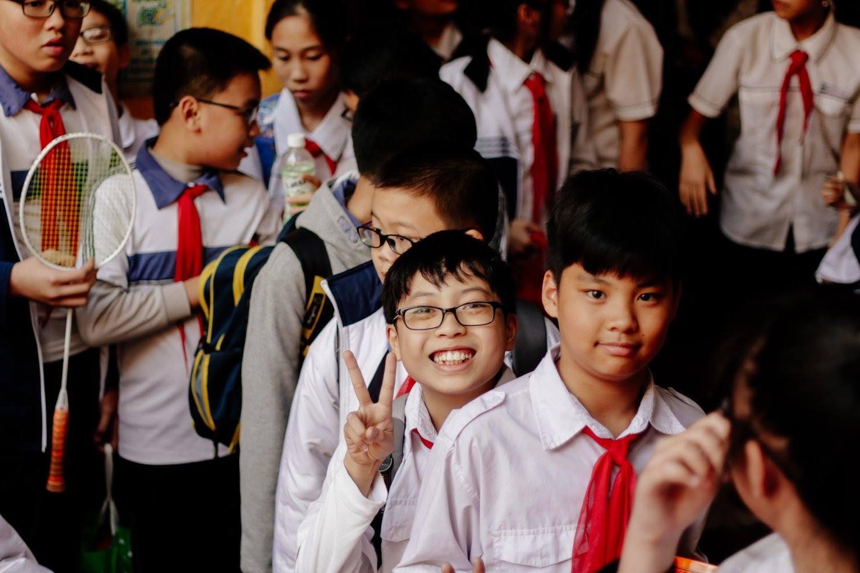 Học sinh Hà Nội tổ chức quyên góp đồ ăn, bánh kẹo sau Tết đi từ thiện - Ảnh 5.
