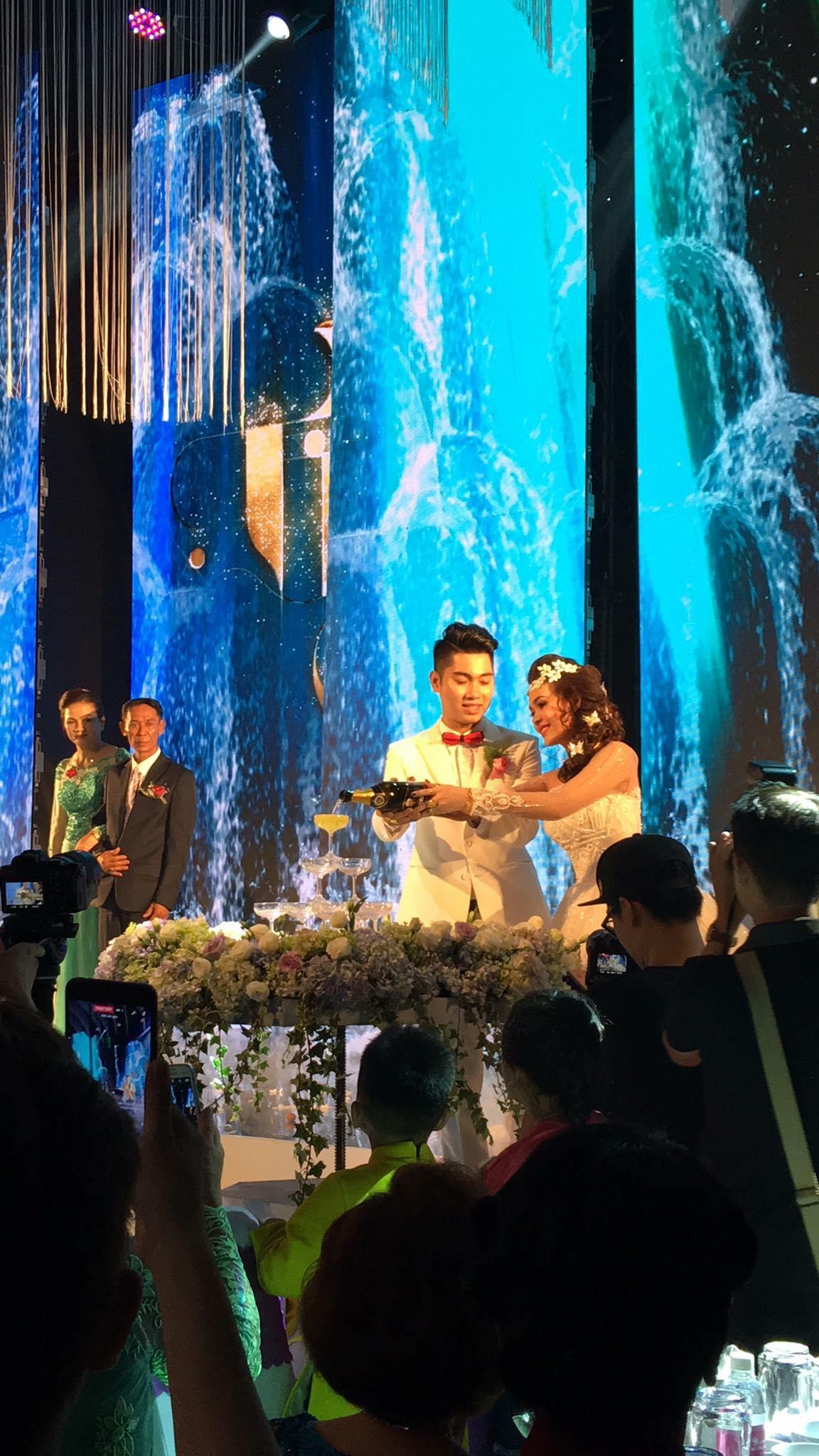 Tiết lộ danh tính cô dâu chú rể trong đám cưới 10 tỷ mời toàn sao Việt hạng A - Ảnh 4.