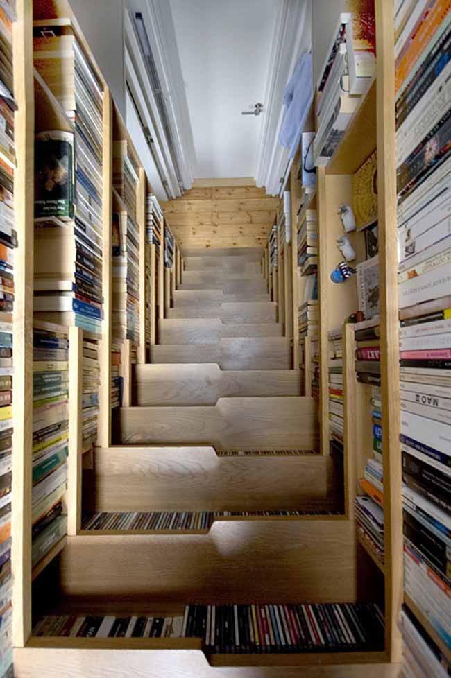 20 mẫu giá sách đẹp xuất sắc dù là người không thích đọc sách cũng muốn có trong nhà - Ảnh 33.