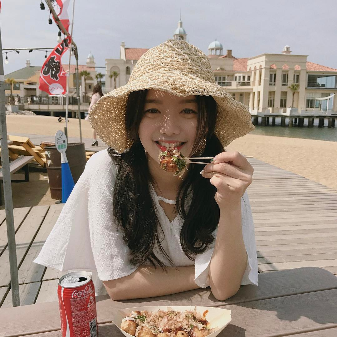 Mượn ảnh hot girl Hàn lừa tình người yêu trên mạng, cô gái Trung Quốc bị cư dân mạng vạch trần bộ mặt thật - Ảnh 5.