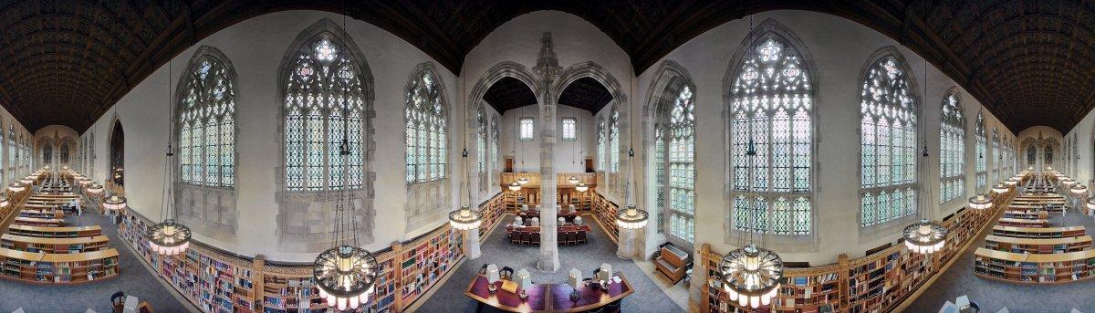 19 thư viện có kiến trúc tuyệt đẹp tại Mỹ - Ảnh 17.