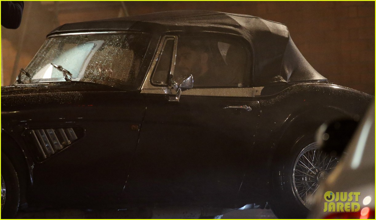 Bắt gặp Zayn quay MV cho ca khúc OST 50 Shades Darker, Taylor Swift mất dạng - Ảnh 5.