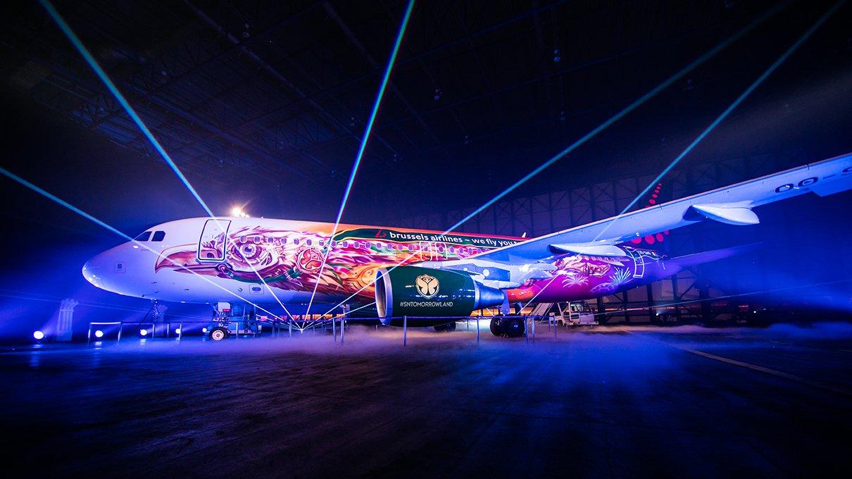 Tomorrowland 2017 cháy vé sau 5 tiếng mở bán, chịu chơi với máy bay thiết kế riêng - Ảnh 4.