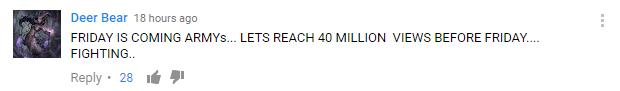 Những lời khen đã xưa rồi, giờ cày view mới là xu hướng comment hot nhất của các Vpop fan - Ảnh 3.
