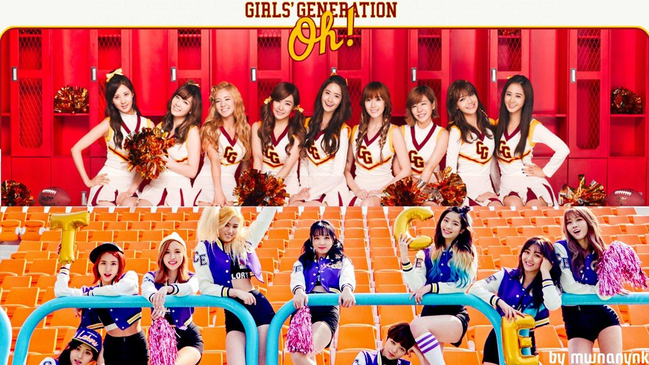 Girlgroup đối thủ mới của TWICE bị tố đạo... chính TWICE - Ảnh 7.