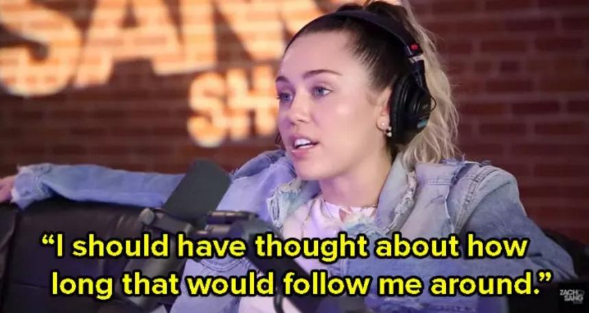 Sau 4 năm, Miley thừa nhận hối hận vì ngày ấy đã quay MV Wrecking Ball - Ảnh 5.