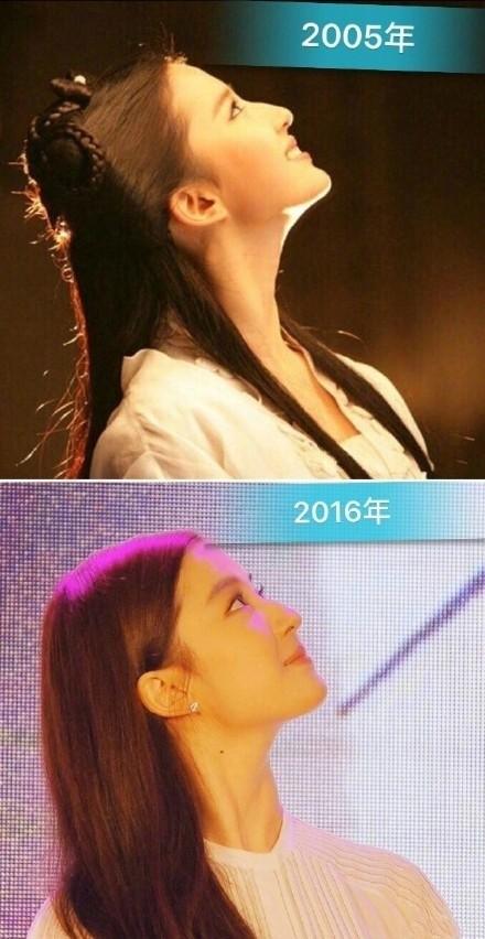 Cùng 1 góc chụp, nhan sắc Lưu Diệc Phi trước và sau 11 năm vẫn đẹp xuất sắc, lấn át Angela Baby - Dương Mịch - Ảnh 5.