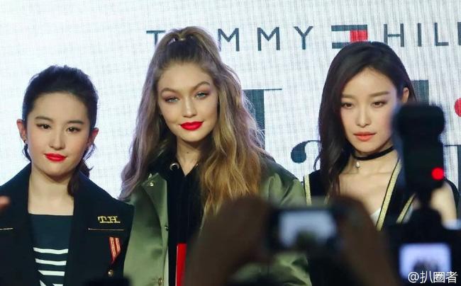 Mỹ nhân Cbiz - Hollywood đọ sắc: Lưu Diệc Phi kém sang bên Gigi Hadid, Phạm Băng Băng sắc sảo không thua Blake Lively - Ảnh 3.
