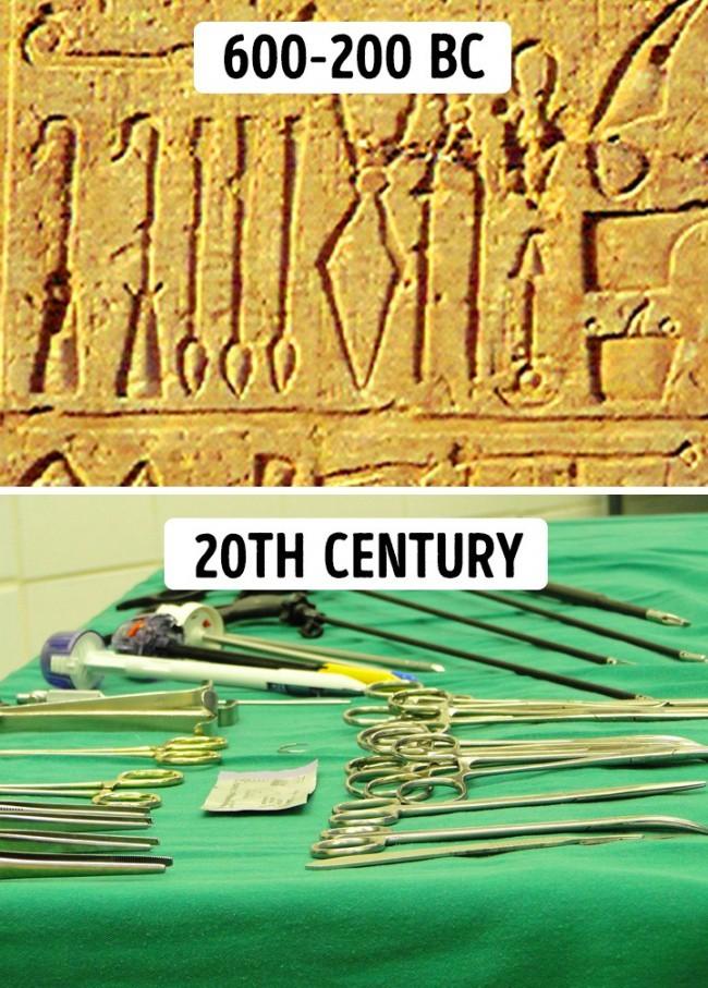 Biết được những điều này bạn sẽ thấy người Ai Cập cổ đại tuyệt vời đến thế nào - Ảnh 2.