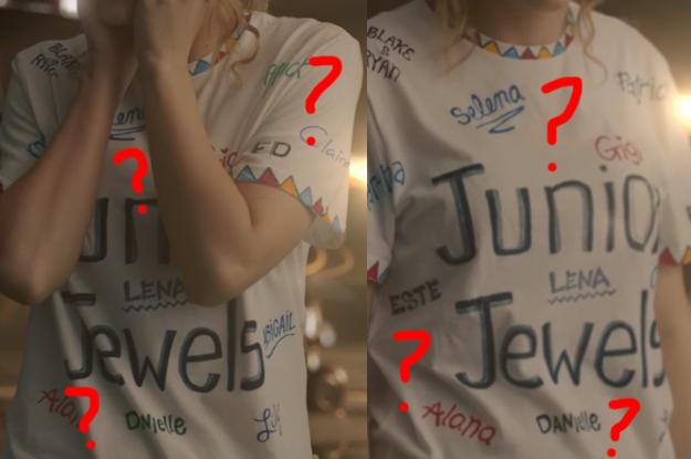 Bạn có để ý Taylor đã đá 3 cô này khỏi hội bạn thân trong MV Look What You Made Me Do? - Ảnh 2.