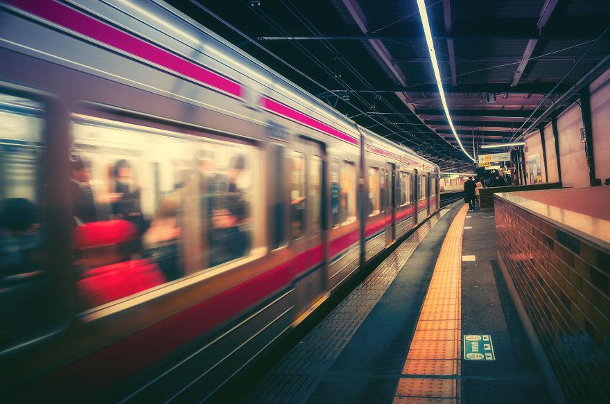 Có một Tokyo lung linh và huyền diệu khi đêm về - Ảnh 7.