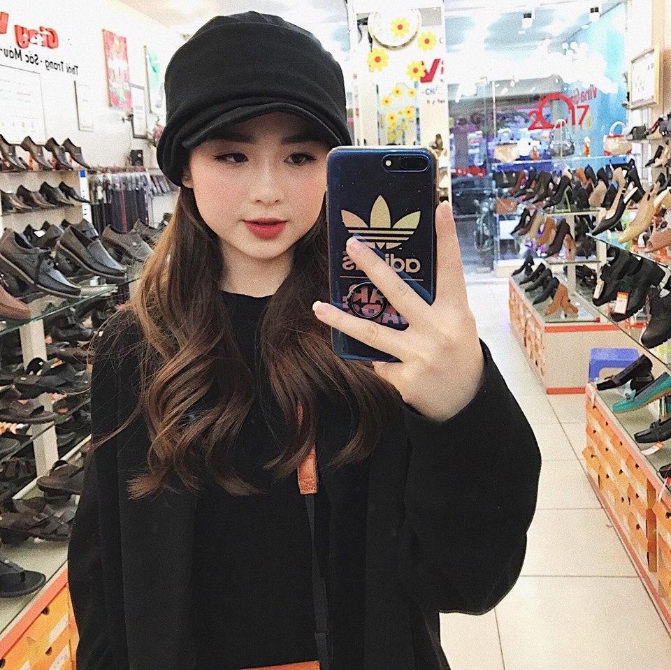 Đây là cô gái Việt có khuôn mặt tròn được khen là xinh nhất! - Ảnh 9.