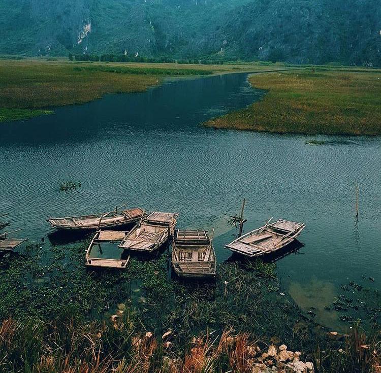 Sau Kong: Skull Island, hãy tới ngay Ninh Bình vì mùa xuân đang là thời điểm nơi đây đẹp nhất! - Ảnh 3.