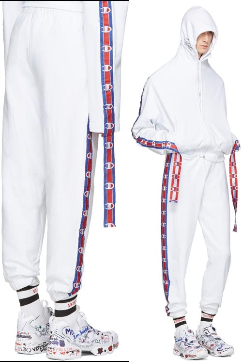 Giải mã bộ đồ hip hop trắng tinh Sơn Tùng vừa mặc đến SFW: Căng lắm chứ không phải căng vừa! - Ảnh 6.