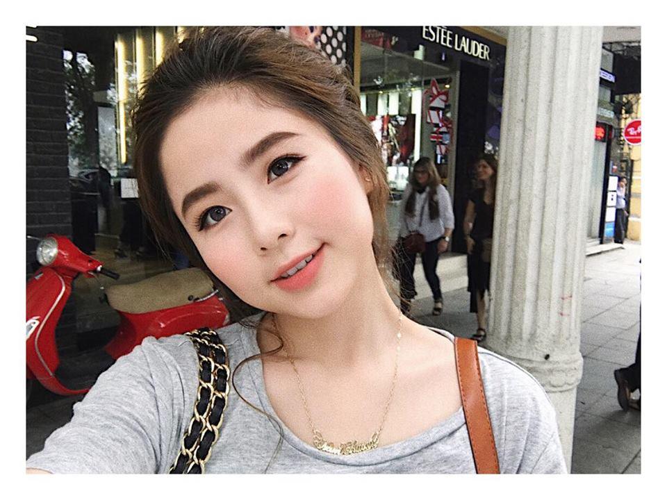 Đây là cô gái Việt có khuôn mặt tròn được khen là xinh nhất! - Ảnh 8.