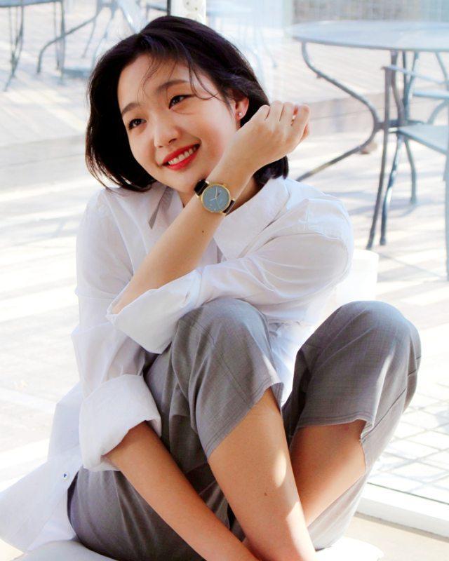 Trước bị chê xấu, nữ diễn viên Goblin Kim Go Eun đột ngột gây chú ý vì quá xinh đẹp - Ảnh 10.