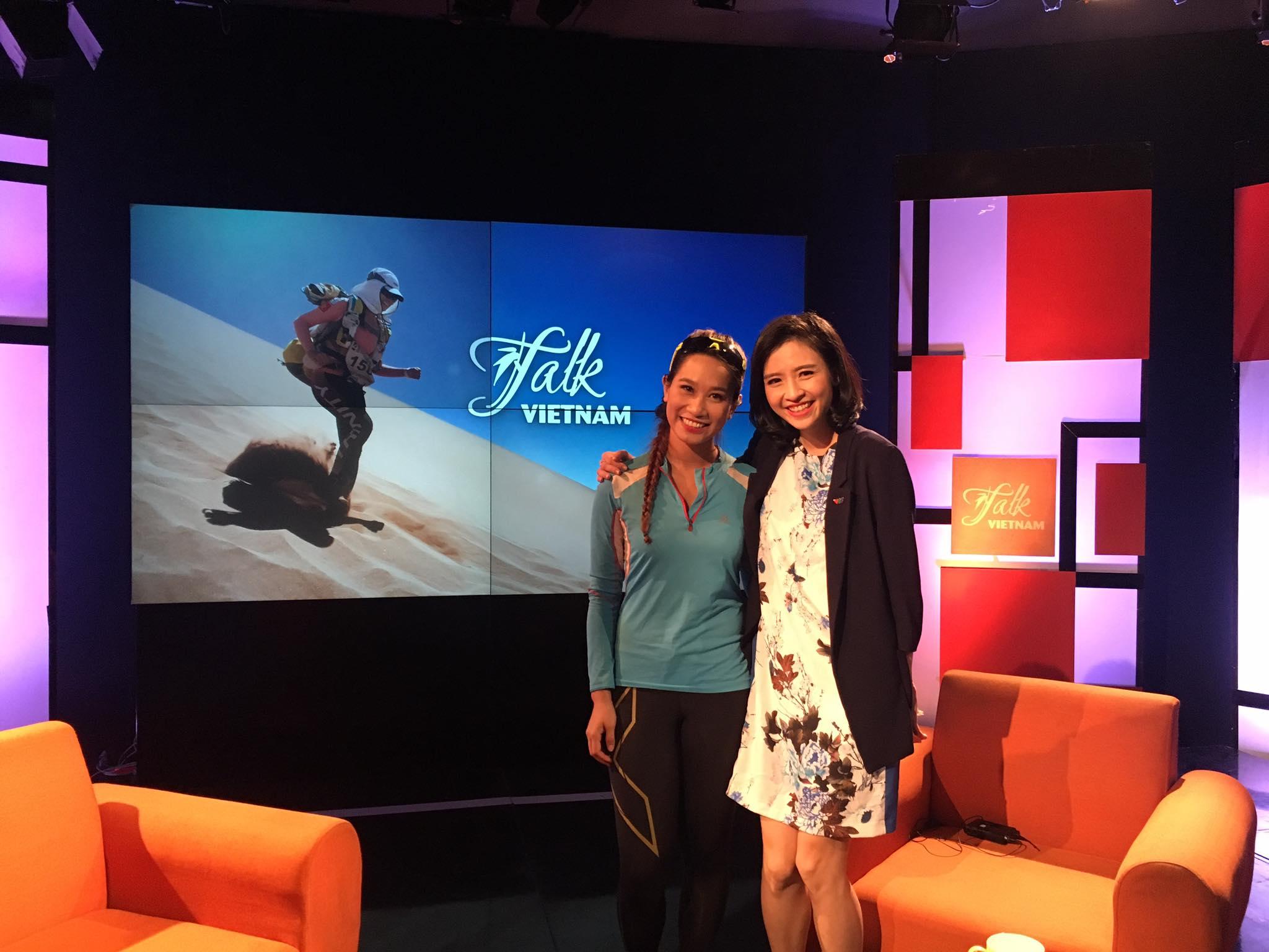 Cô gái Việt trở thành phụ nữ châu Á đầu tiên chinh phục 4 sa mạc khắc nghiệt nhất thế giới - Ảnh 10.
