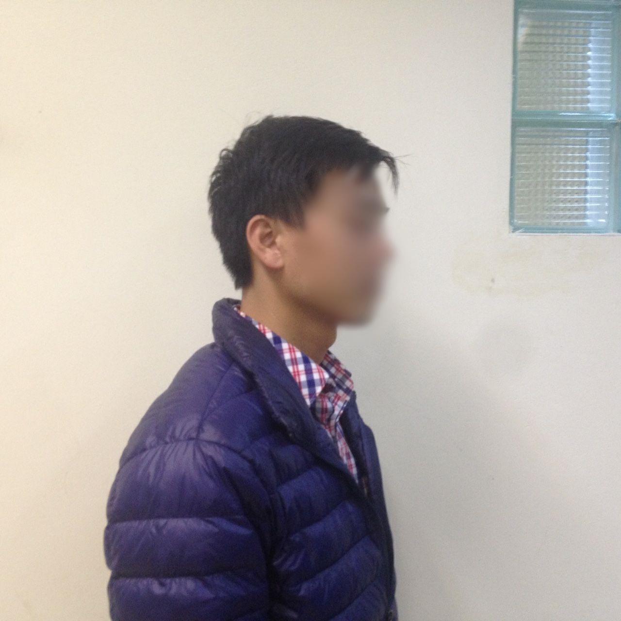 Chính thức khởi tố bị can và bắt tạm giam Cao Mạnh Hùng - Ảnh 2.