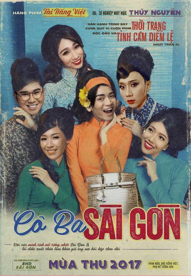 Không phải chờ lâu, dân mạng đã ngập tràn ảnh chế poster Cô ba Sài Gòn - Ảnh 8.