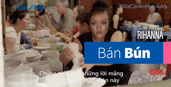 Chết cười với bộ ảnh chế Adele bán bún bò, Miley đi bán ốc nếu về Việt Nam sống - Ảnh 4.