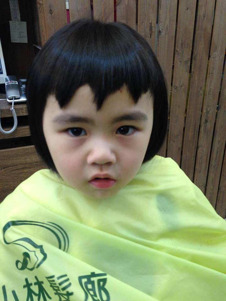 Bị mẹ ngăn cản, cô bé 5 tuổi vẫn kiên quyết cắt tóc răng cưa để giống thần tượng Maruko - Ảnh 19.