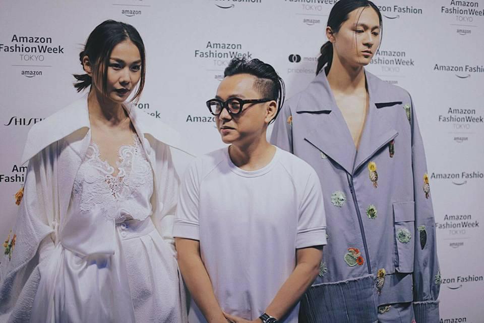 Sau BST đẹp xuất sắc tại Tokyo Fashion Week, Công Trí trở thành NTK Việt đầu tiên được vinh danh trên Vogue Mỹ - Ảnh 1.
