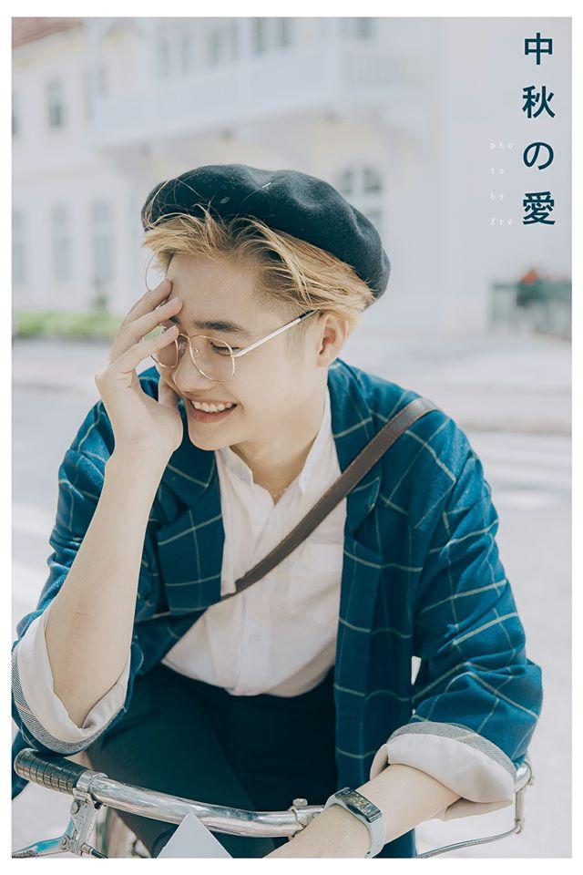 Mê mẩn với vẻ đẹp trai của anh chàng Lee Jong Suk phiên bản Việt trong bộ ảnh đẹp như ngôn tình - Ảnh 3.