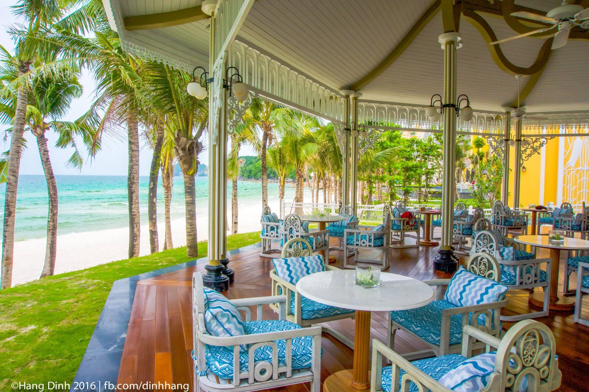 Trải nghiệm resort xa hoa như thiên đường ở Phú Quốc: Đẹp choáng ngợp, ăn ngon không thốt nên lời! - Ảnh 27.