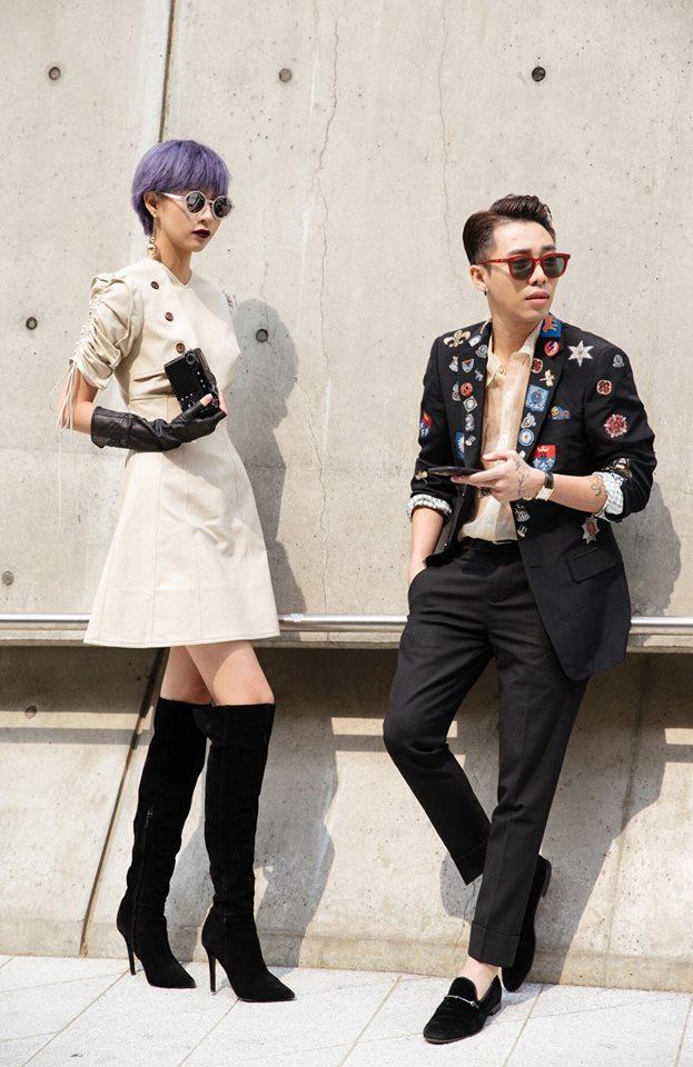 Cùng chạy show điên đảo ở Seoul Fashion Week, thế mà Sơn Tùng và Hoàng Ku lại chẳng chào nhau 1 câu... - Ảnh 3.