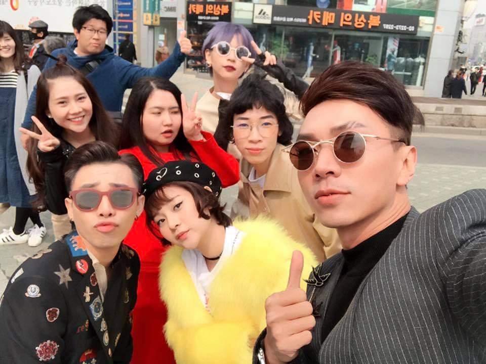 Cùng chạy show điên đảo ở Seoul Fashion Week, thế mà Sơn Tùng và Hoàng Ku lại chẳng chào nhau 1 câu... - Ảnh 5.