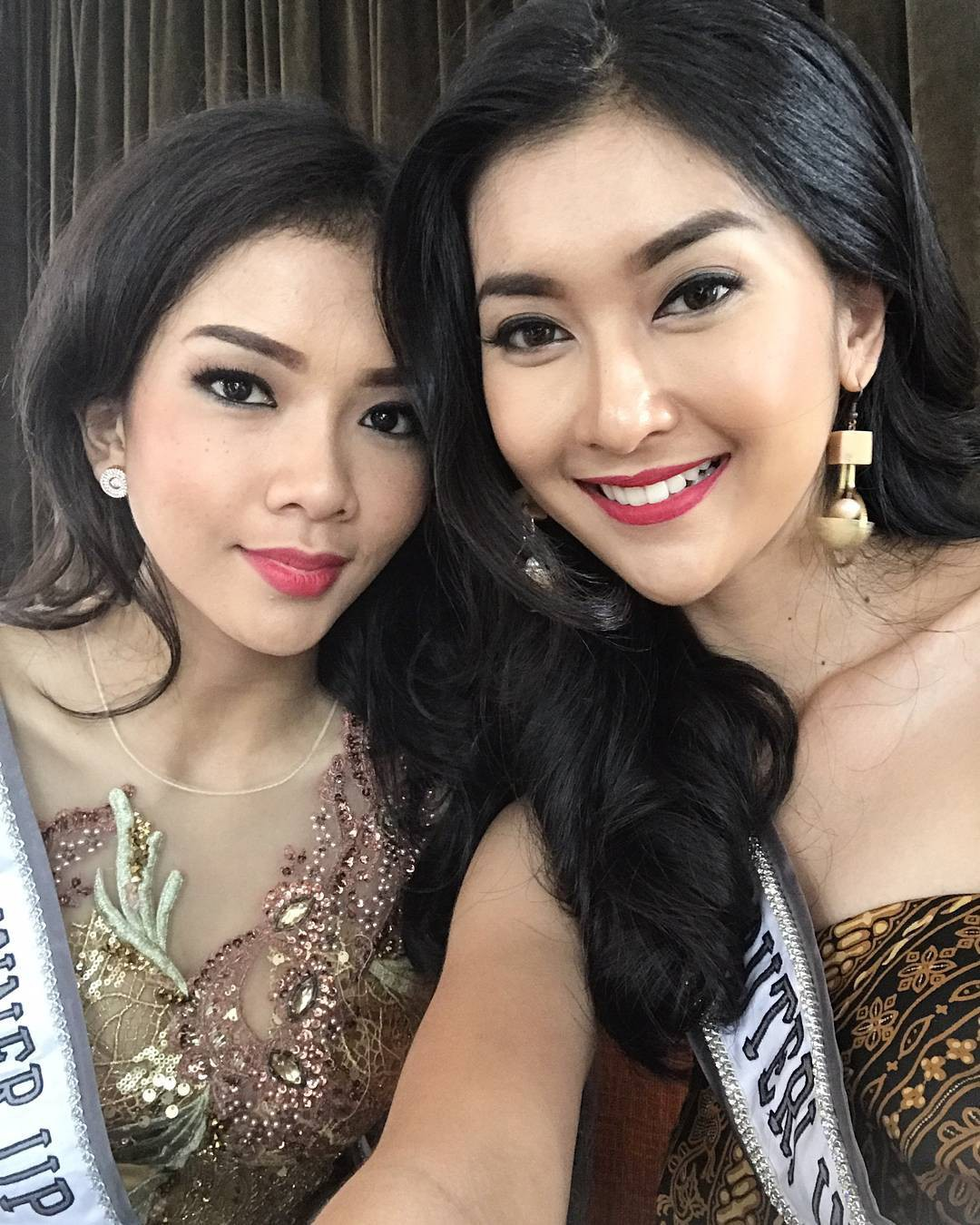 Nhan sắc xinh đẹp của đại diện Indonesia, cô gái đánh bại hơn 70 đối thủ vừa đăng quang Miss International 2017 - Ảnh 12.