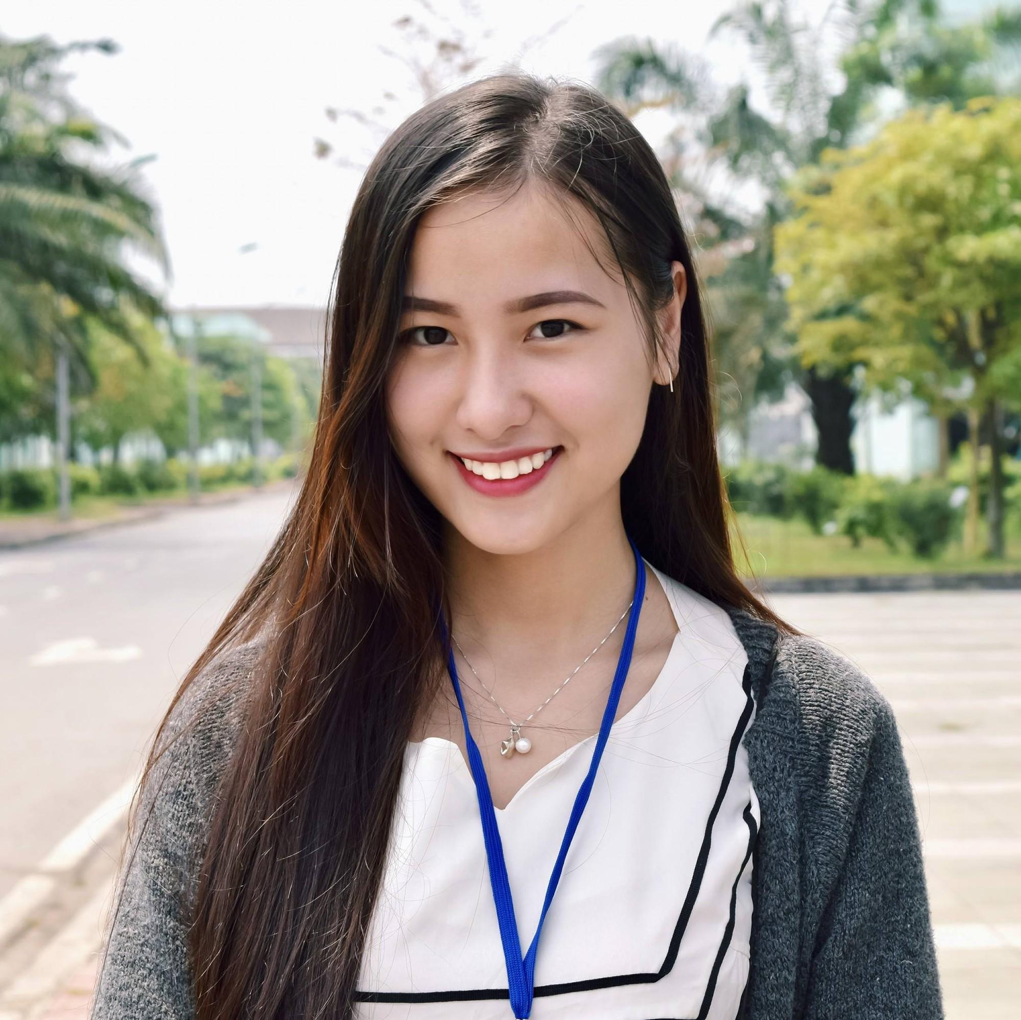 Hoa khôi, Á khôi tài sắc vẹn toàn chọn trở thành cô giáo, giảng viên ĐH - Ảnh 9.