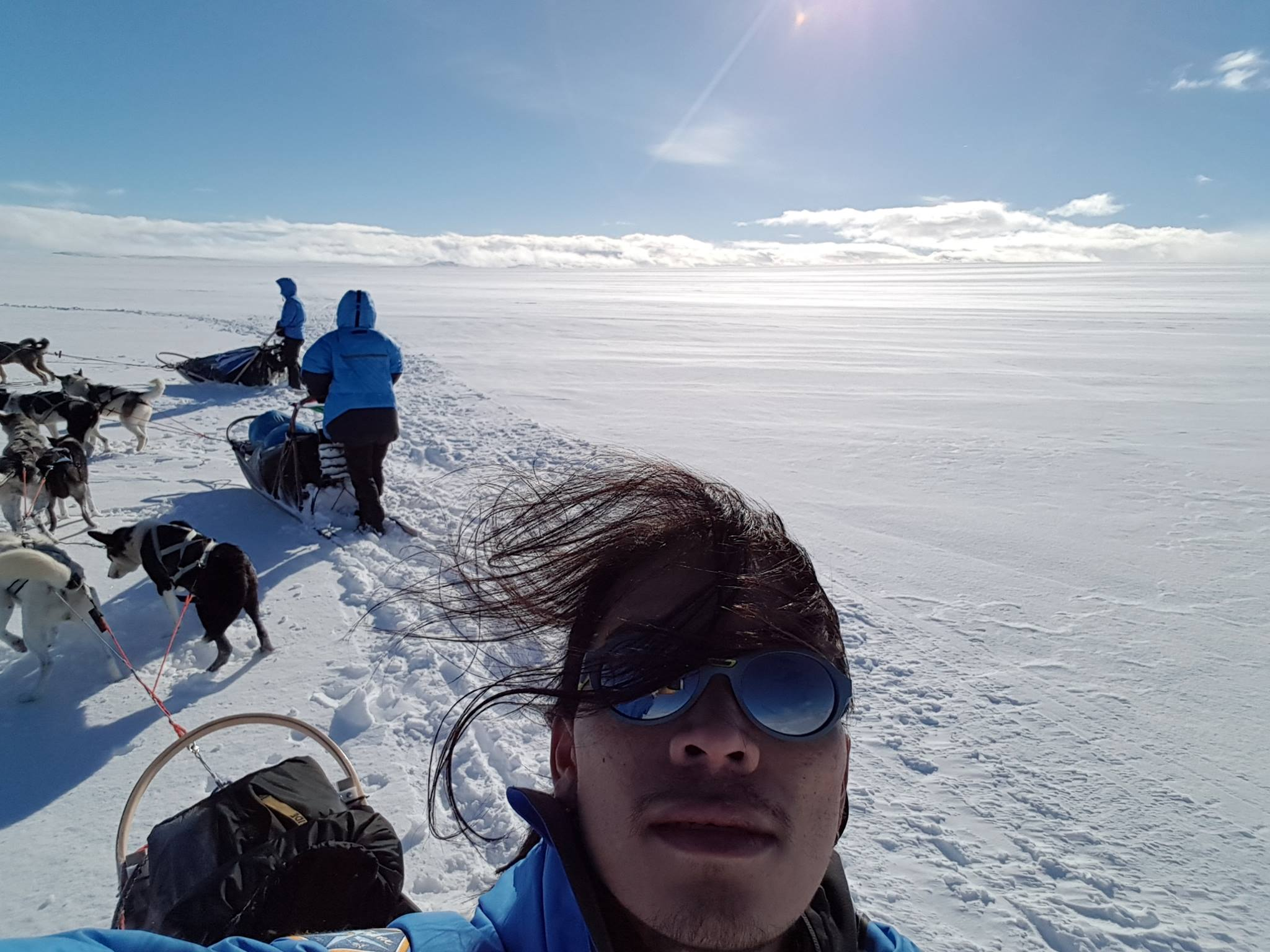 Chàng trai từng kêu gọi cộng đồng mạng vote cho mình đã hoàn thành thử thách chinh phục Bắc Cực! - Ảnh 7.