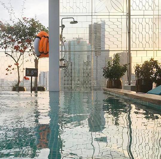 Có gì hay ở The Myst - khách sạn mới toanh đẹp không góc chết đang được giới trẻ Sài Gòn check in liên tục? - Ảnh 24.