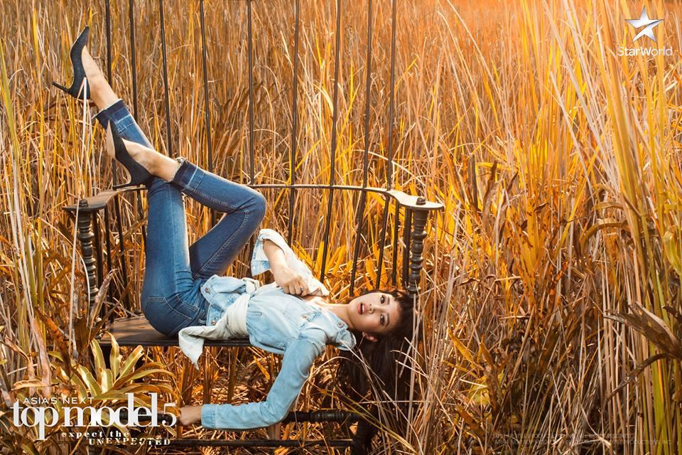 Lại ngất xỉu, nhưng Minh Tú vươn lên hẳn thứ 2 Asias Next Top Model! - Ảnh 5.